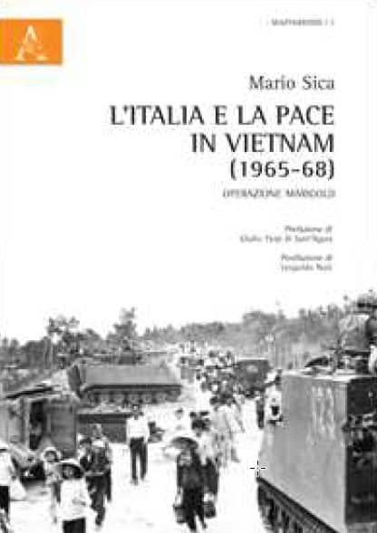 L'italia e la pace in Vietnam (1965-68). Operazione Marigold
